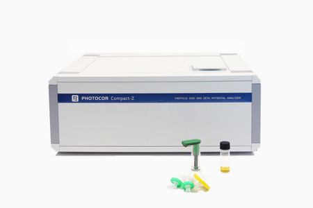 Particle size and zeta potential analyzer Photocor Compact
