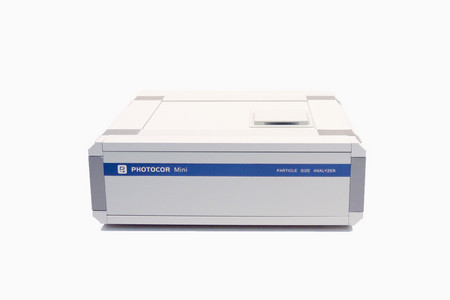 Particle size analyzer Photocor Mini