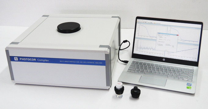 Dynamic light scattering instrument - Photocor Complex