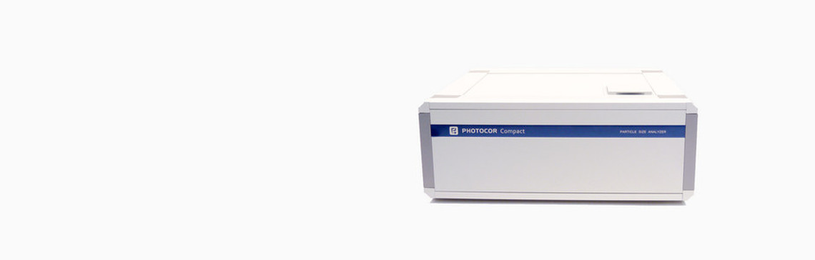 Particle size analyzer Photocor Compact